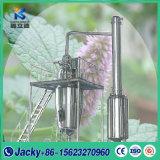 Máquina de Fabricación de aceites esenciales, aceite aromático de la planta de destilación de vapor, la unidad de destilación del aceite esencial de Lavanda