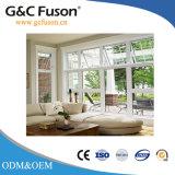 Combine di alluminio della finestra della stoffa per tendine con la verniciatura fissa