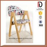 새로운 디자인 적절한 여가 식당 나무 의자