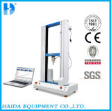 Automatic Doubles Columns Three Points Rubber Bending Strength Testing Equipment