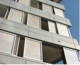 Fabrik-direktes Zubehör-Aluminiumblendenverschluss-Fenster