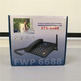 De meertalige Desktop van de Steun 3G Fwp 3G bevestigde Draadloze Telefoon