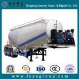 3 Semi Aanhangwagen van de Tanker van het Cement van de V-vorm van assen de Bulk
