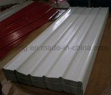 Piatto di tetto d'acciaio trapezoidale del livello superiore PPGI