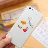 Het AcrylBergkristal Mobile&#160 van de Groothandelsprijs van de fabriek; Phonecase Stickers