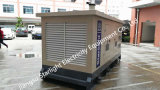165kw Prime gerador diesel/206kVA Wuxi Potência motor gerador de Capota Eléctrica