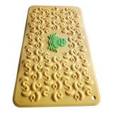 RubberStootkussen Van uitstekende kwaliteit van de Mat van /Non-Slip van de Mat van de Eend van de Douane van de Fabriek van het silicone het Gele