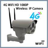 A segurança do cartão SIM 4G WiFi à prova de PTZ CCTV Câmara IP