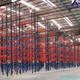 Qualitäts-stapelbare Ladeplatten-Stahlzahnstange im Lager-Speicher-System