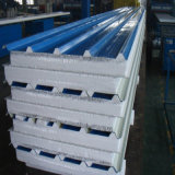 Material de construcción termal del panel de emparedado del calor Polystyrene/EPS para la estructura de acero