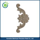 Decorações de escultura em madeira de faia