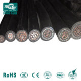 China-Hersteller-multi Kern-Kurbelgehäuse-Belüftung flexibler Isolierseilzug