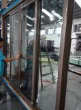 Puerta deslizante de aluminio de Woodwin con el precio competitivo (YS-80)