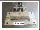 литье под давлением высокого давления инструментальной плиты с большими слайд