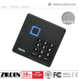 ID/IC Pino dígito do teclado à prova de leitor de cartão de acesso RFID