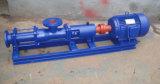 G 시리즈 높은 점성 단청 나사 슬러리 이동 펌프