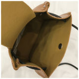 Bw-1922 Sac bandoulière en cuir Sac de godet Mesdames/Femmes Sacs à main