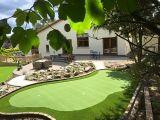 ゴルフ、パット用グリーン、ゴルフ泥炭(G13-2)のための人工的な草