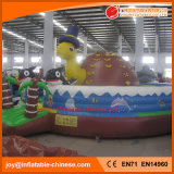 Inflatable Turtle Jumping Bouncer Combo for Kids (T7-130)