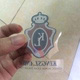 Blad van de Sticker van de Besnoeiing van de Kus van pvc van de douane het Duidelijke