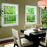 Finestra di scivolamento poco costosa di alluminio della finestra di scivolamento del rivestimento della polvere