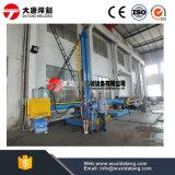 Cadena de producción de la soldadura del manipulante de la soldadura del automóvil de Dlh2020 los 2*2m