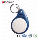 A etiqueta da chave de proximidade RFID ABS 125 kHz via controle de acesso