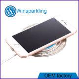 Le Qi de haute qualité 5W chargeur chargeur sans fil rapide sans fil