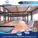 Taller de almacén de construcción de estructura de acero de construcción con materiales de construcción metálicos