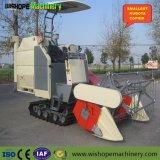 4lz-2.2米およびムギの個人的な使用のための小型コンバイン収穫機