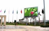 P6 a cores digital LED de exterior para publicidade em Outdoor