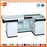 Metallsupermarkt-System-Kassierer Checkstand Tisch-Prüfungs-Zahlschalter (Zhc32)