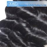волосы волны бразильских человеческих волос ранга 7A свободные