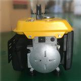 Manuale del generatore della benzina di valore 650W 0.65kVA di potere con il motore 1-Cylinder da vendere