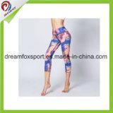 Custom печати йога износа фитнес одежду цветные женщины Йога Leggings