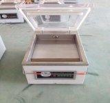 Machine à emballer de vide de vide de Dz-300/Pd mini d'emballeur de bureau semi automatique de mastic de colmatage pour des poissons de viande de riz de nourriture