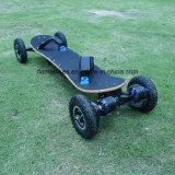 1600W het Skateboard van het Wiel van E met 4 Wielen
