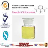 Allgemeine Betäubungsmittel-Drogen Propofol mit sicherem Versand CAS 2078-54-8
