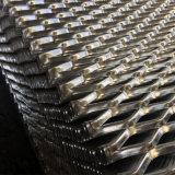 Edelstahl erweitertes Metallineinander greifen