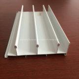 Quadrat, rundes, unterschiedliches Aluminiumlegierung-Strangpresßling-Profil für Tür und Fenster-Gefäß 111