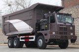 HOWO 6X4 70トン極度の頑丈な鉱山のダンプ/ダンプカートラック