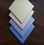 Comitati di parete di legno esterni, materiale composito di alluminio (acm), strato di ASP