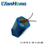 18650 bloco da bateria de 11.1V 4ah para a lâmpada à prova de explosões