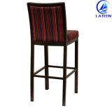 耐久ファブリック棒椅子の卸売のための快適なスポンジのクッション