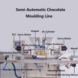 Ligne de moulage de chocolat semi-automatique