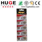 Paquete de 1,5V baterías alcalinas de botón AG13