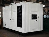 Generador popular con el motor de Perkins