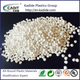 PC Plastic Additive Material White Color Masterbatch for Molding Injection