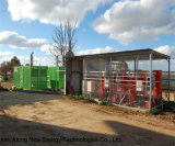 2*120kw Containerized CHP van het Biogas in Australië