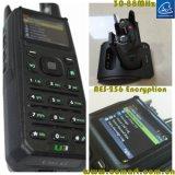 Digital GPS, die taktischen Handradio, mit GPS abbilden, informieren Funktion